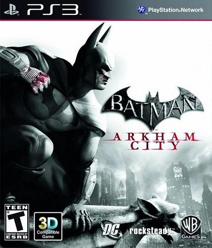 Batman: Arkham City - PS3 - New