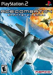 Ace Combat 4: Shattered Skies - PS2 - Used