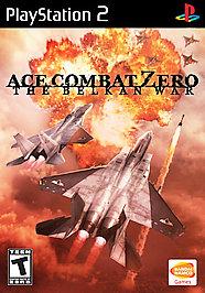 Ace Combat Zero: The Belkan War - PS2 - Used