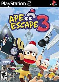 Ape Escape 3 - PS2 - Used