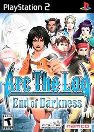 Arc the Lad: End of Darkness - PS2 - Used