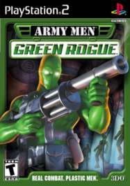 Army Men: Green Rogue - PS2 - Used