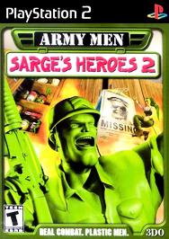 Army Men: Sarge's Heroes 2 - PS2 - Used