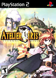 Atelier Iris ~Eternal Mana~ - PS2 - Used