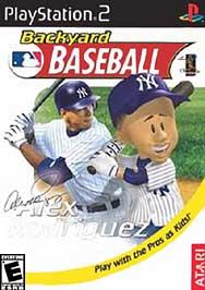 Backyard Baseball - PS2 - Used