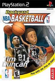 Backyard Basketball - PS2 - Used