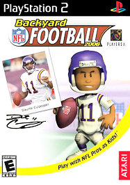 Backyard Football 2006 - PS2 - Used