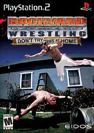 Backyard Wrestling: Don't Try This at Home - PS2 - Used