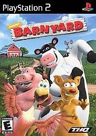 Barnyard - PS2 - Used