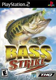 BASS Strike - PS2 - Used