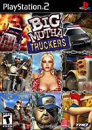 Big Mutha Truckers - PS2 - Used