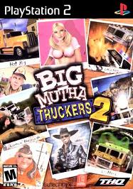 Big Mutha Truckers 2 - PS2 - Used