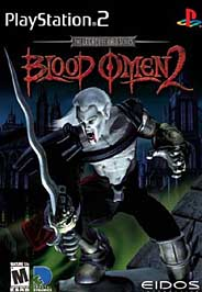 Blood Omen 2 - PS2 - Used