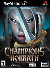 Champions of Norrath: Realms of EverQuest - PS2 - Used