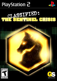 Classified: The Sentinel Crisis - PS2 - Used