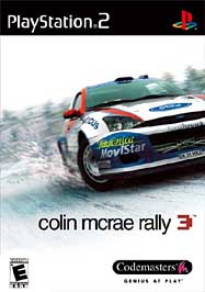 Colin McRae Rally 3 - PS2 - Used