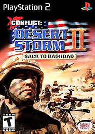 Conflict: Desert Storm II: Back to Baghdad - PS2 - Used