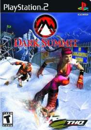 Dark Summit - PS2 - Used