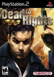 Dead to Rights - PS2 - Used