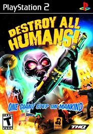 Destroy All Humans! - PS2 - Used