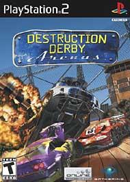 Destruction Derby Arenas - PS2 - Used