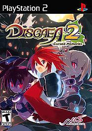 Disgaea 2: Cursed Memories - PS2 - Used