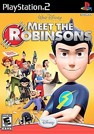 Disney's Meet The Robinsons - PS2 - Used