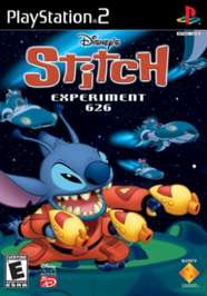 Disney's Stitch: Experiment 626 - PS2 - Used