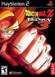Dragon Ball Z Budokai 3 - PS2 - Used