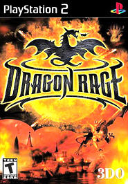 Dragon Rage - PS2 - Used
