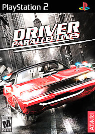 Driver: Parallel Lines - PS2 - Used