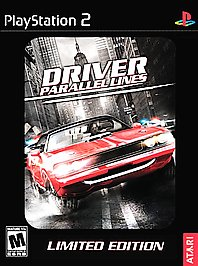 Driver: Parallel Lines (Limited Edition) - PS2 - Used
