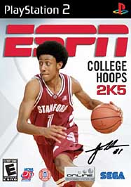 ESPN College Hoops 2K5 - PS2 - Used