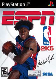 ESPN NBA 2K5 - PS2 - Used