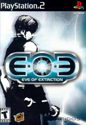 Eve of Extinction - PS2 - Used
