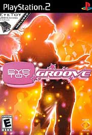 EyeToy: Groove (with Camera) - PS2 - Used