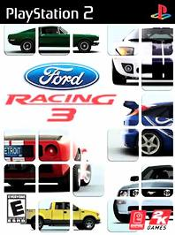 Ford Racing 3 - PS2 - Used