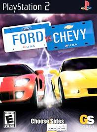Ford vs. Chevy - PS2 - Used