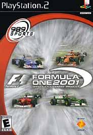 Formula One 2001 - PS2 - Used