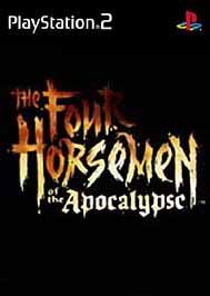 Four Horsemen of the Apocalypse - PS2 - Used