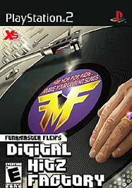 Funkmaster Flex's Digital Hitz Factory - PS2 - Used