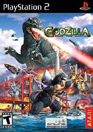 Godzilla: Save the Earth - PS2 - Used