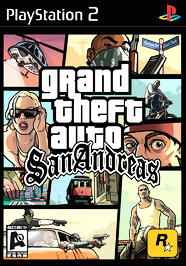 Grand Theft Auto: San Andreas - PS2 - Used