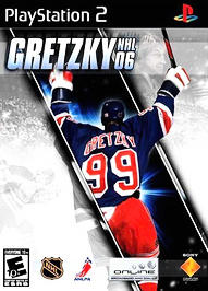 Gretzky NHL 06 - PS2 - Used