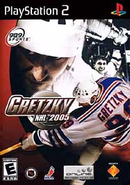 Gretzky NHL 2005 - PS2 - Used