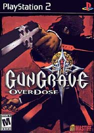 GunGrave: Overdose - PS2 - Used