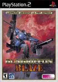 Gungriffon Blaze - PS2 - Used