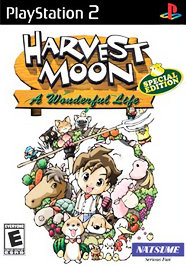 Harvest Moon: A Wonderful Life -Special Edition- - PS2 - Used