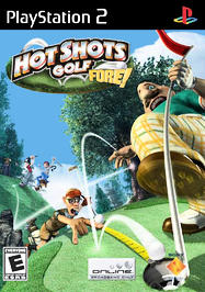 Hot Shots Golf Fore! - PS2 - Used