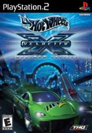 Hot Wheels: Velocity X - PS2 - Used